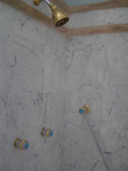 Marble Master Shower