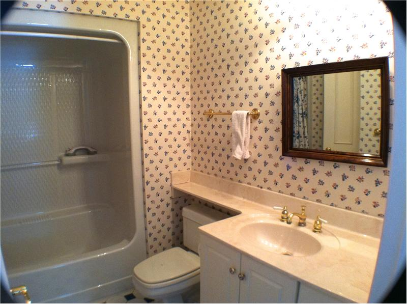 Her Bathroom in Master Suite